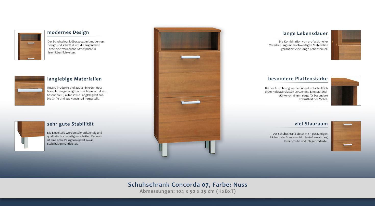 Wundervoll Schuhschrank 25 Cm Tief Dekoration Von Zum Vergrößern Auf Das Bild Klicken!