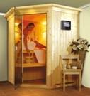 Sauna Bausatz 68mm