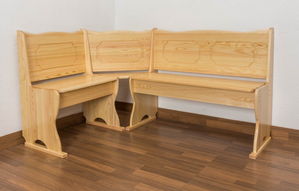 eckbank holz massiv buche, eckbank kiefer massiv vollholz natur junco 243- abmessung 85 x 147 x, Design ideen