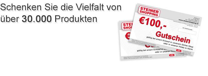 Steiner Shopping Gutscheine Sofortige Zustellung Per Mail Ideal
