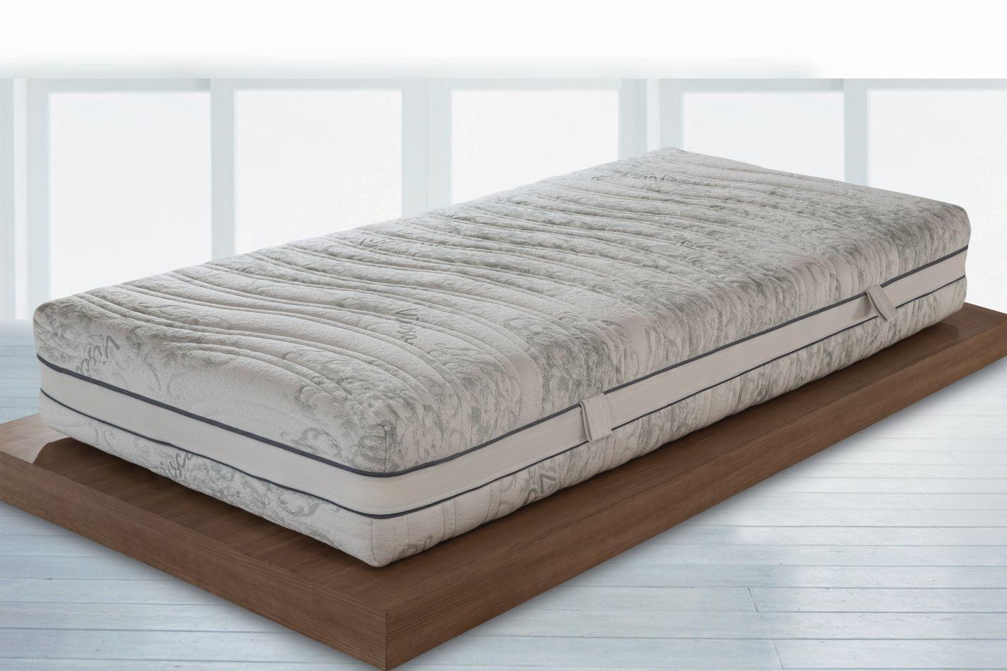 Matratze Balance Extra mit Taschen Federkern  - Abmessung: 90 x 190 cm