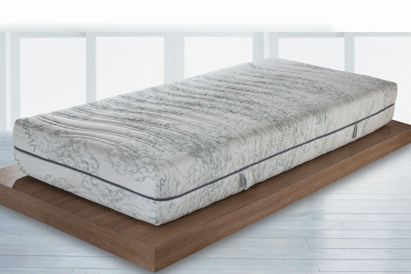 Matratze Balance Plus mit Taschen Federkern  - Abmessungen: 80 x 190 cm