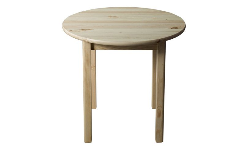 Tisch rund 80 cm Durchmesser