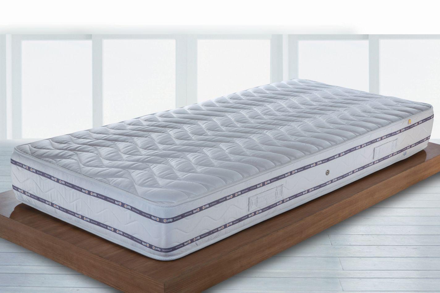 Matratze Elegance Relax mit Bonell Federkern - Abmessungen: 140 x 200 cm