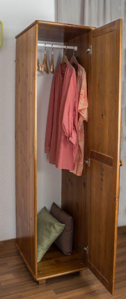 Schmaler Kleiderschrank