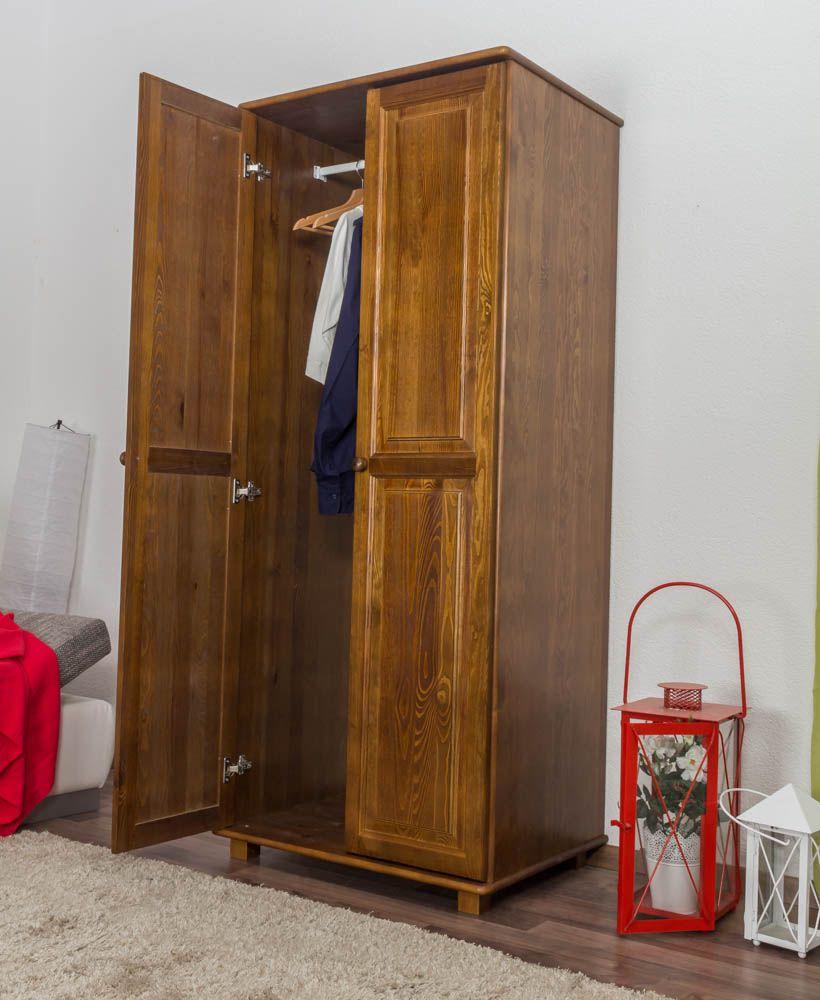 Kleiderschrank Kiefernholz