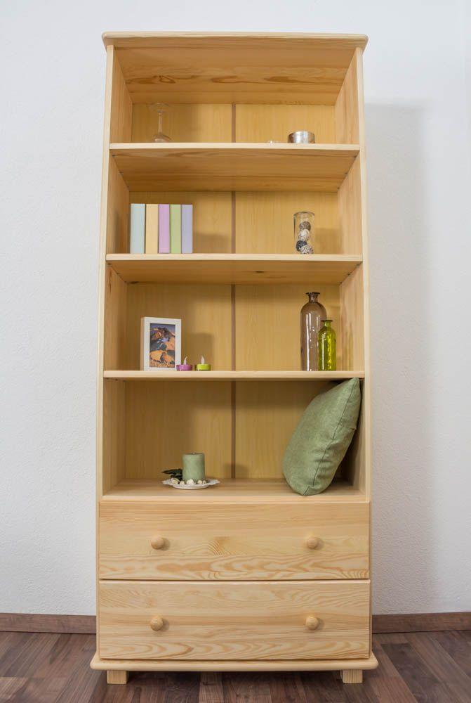Bücherregal Kiefer