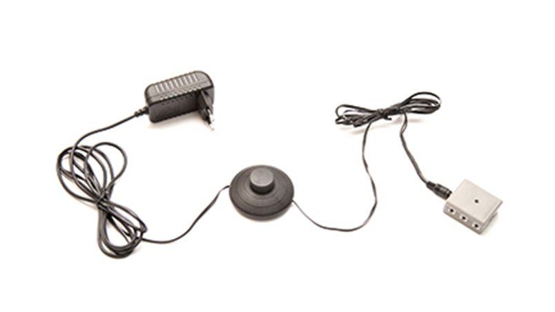 Netzgerät für LED-Beleuchtung für Vitrinen und Schränke
