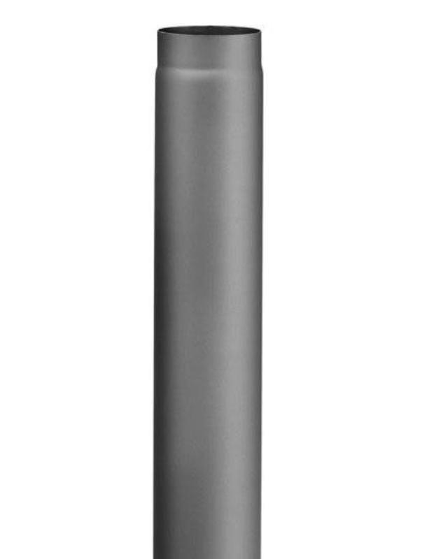 Haas+Sohn Rauchrohr 1000 mm Ø 150 - Variante: schwarz