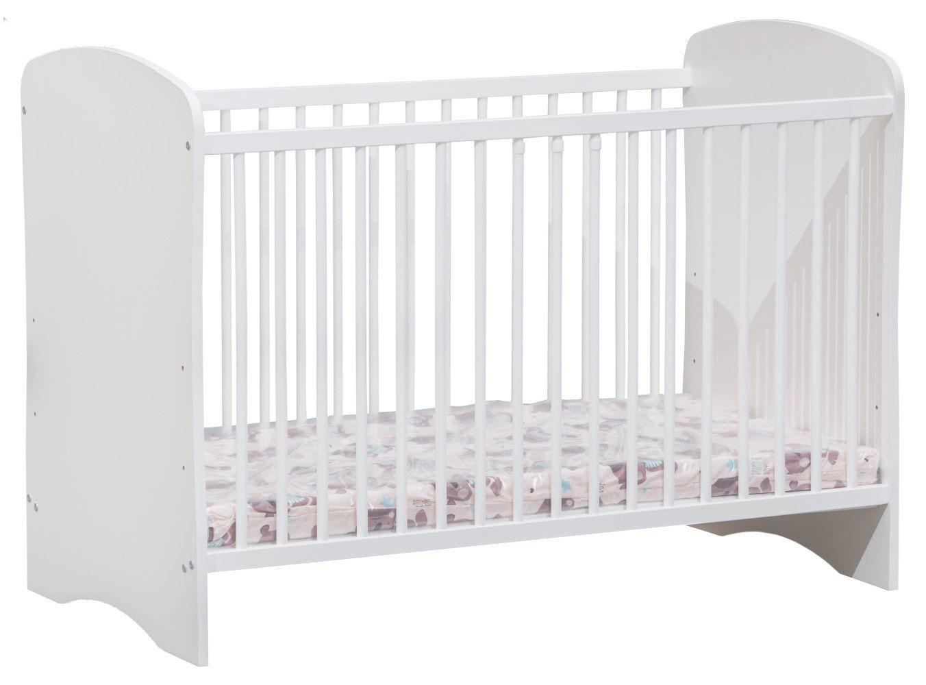 Babyzimmer Regal Maipu 03, Farbe: Weiß 173 x 40 x 30 cm