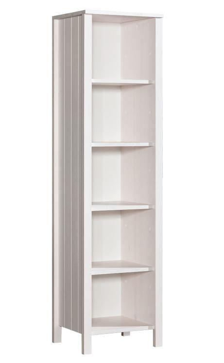 Weißes Regal 50 cm breit