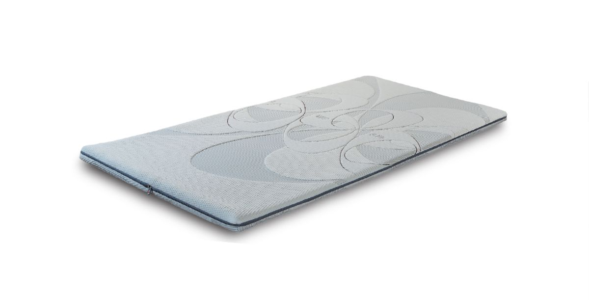 Matratzenschoner Memory, Material: Memory Schaum S, Maße: 90 x 190 cm (B x T)
