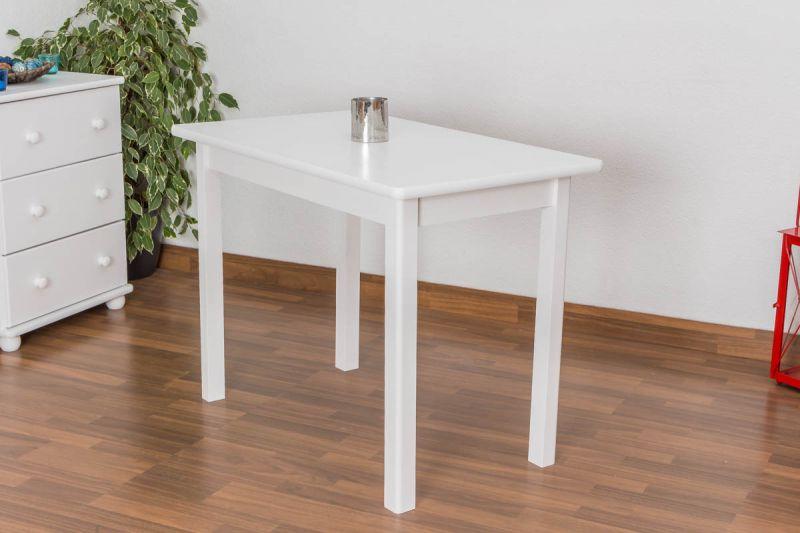 Tisch 60 x 100 weiß