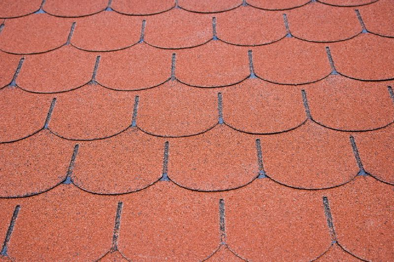Dachschindeln Biberschwanz - Farbe: Rot,