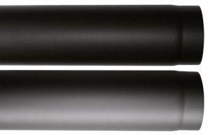 Abb. zeigt Variante Stahl schwarz und Stahl gussgrau