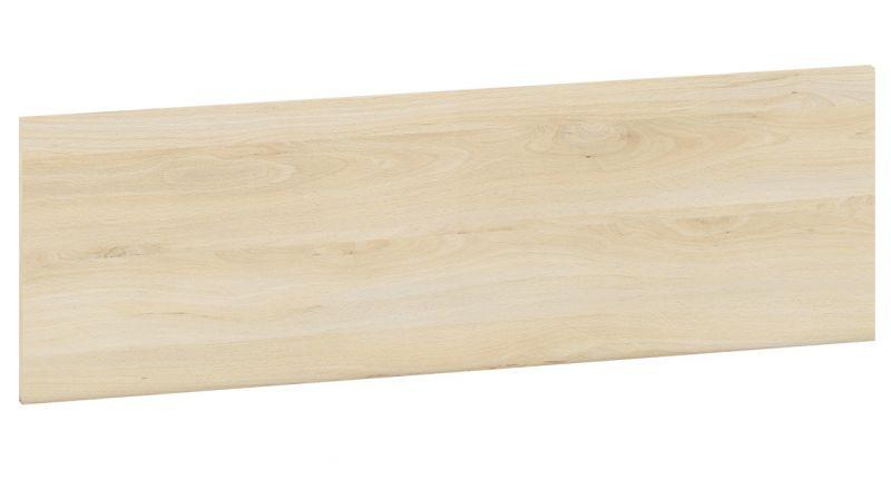 Rückwandpaneel für Jugendzimmer - Hängeregal / Wandregal Greeley 18, Farbe: Buche - Abmessungen: 29 x 92 x 2 cm (H x B x T)
