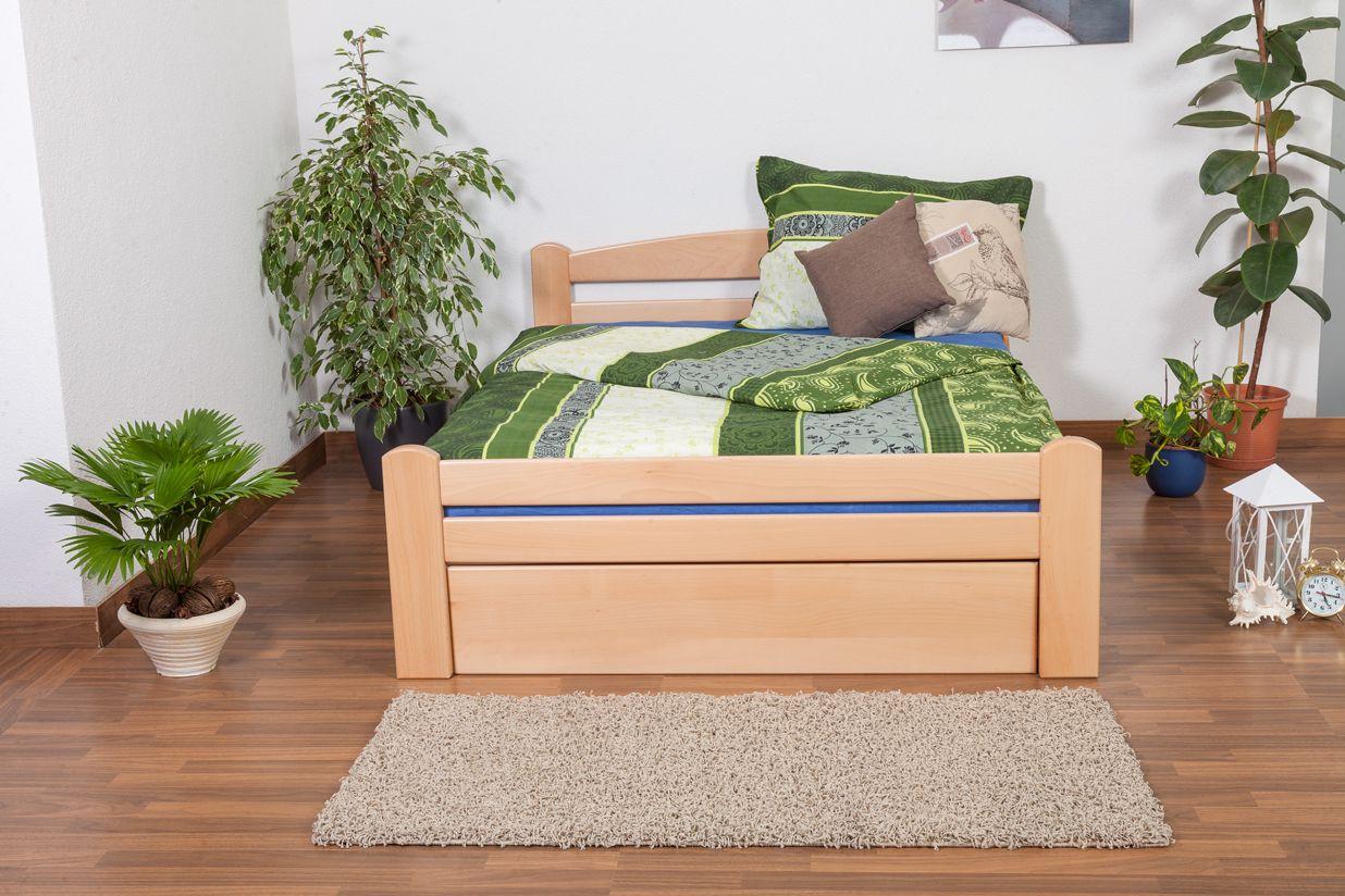 Bett 140x200 mit Lattenrost