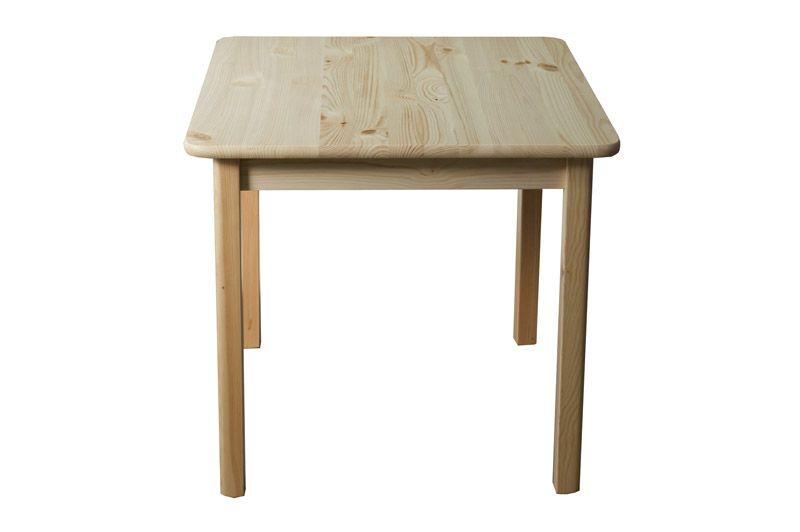 Holztisch 80 x 80 cm