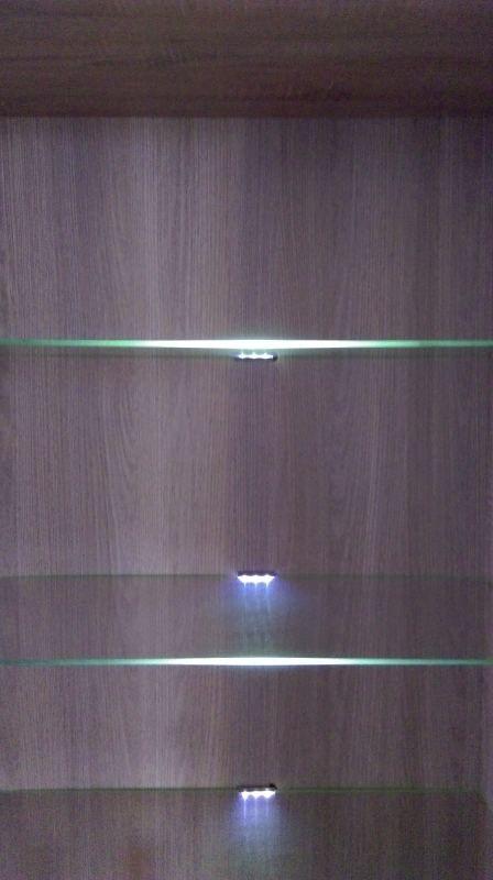 """LED Beleuchtung für Vitrinen """"Kontich"""""""