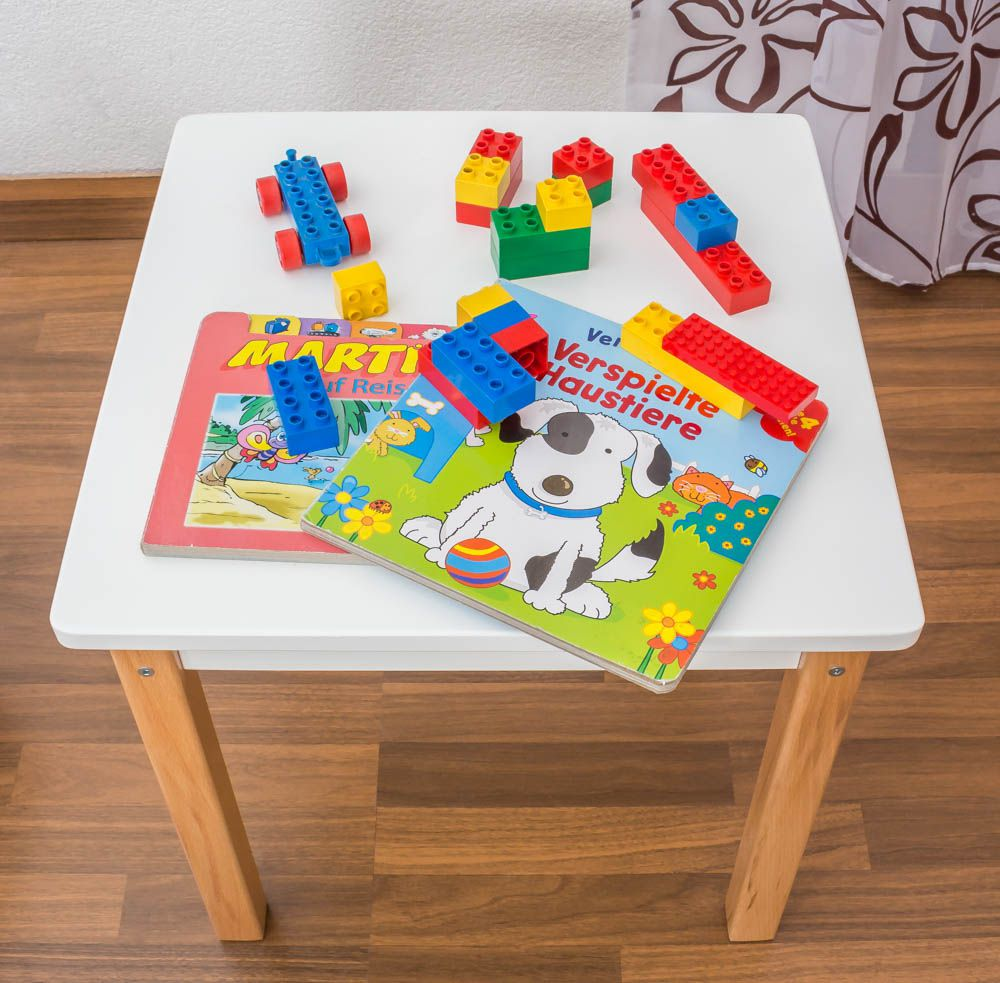 Massivholz Kindertisch