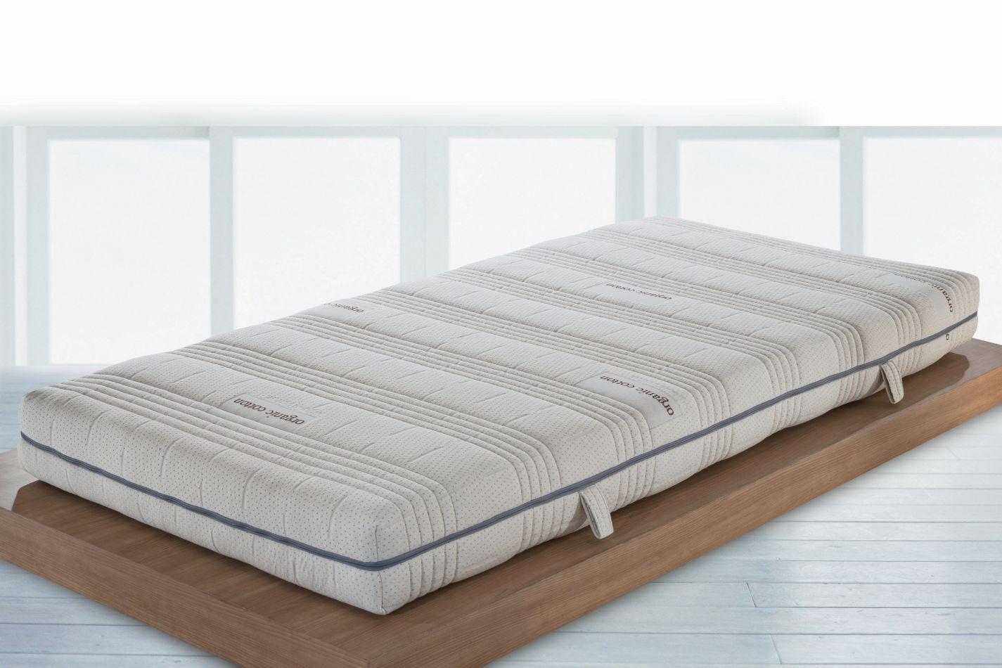 Matratze Latex - Abmessung: 90 x 190 cm