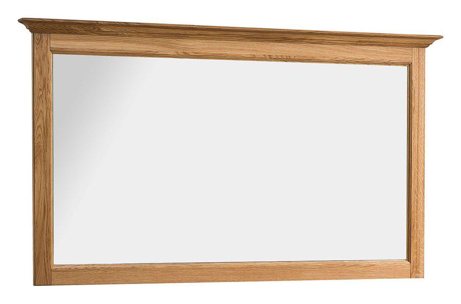 Spiegel Perdix 20, Farbe: Eiche - 79 x 136 x 6 cm (H x B x T)