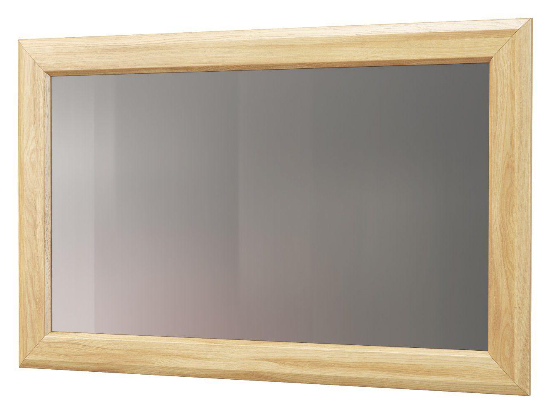 Spiegel Skradin 21, Farbe: Eiche - Abmessungen: 70 x 112 x 4 cm (H x B x T)